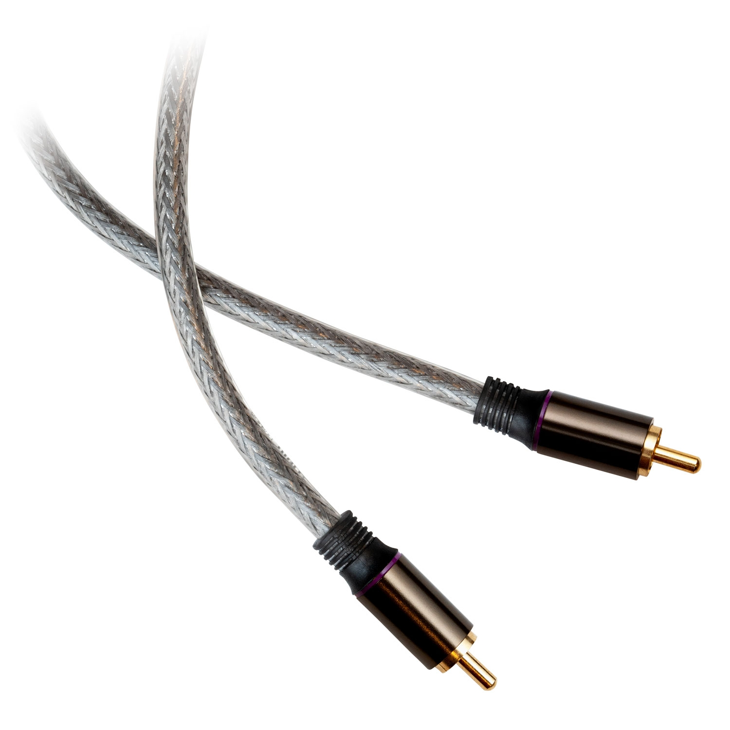 RCA Ultimate Performance Collection Subwoofer Cable (15 Feet)