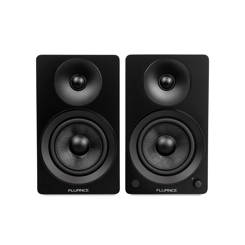 """Ai41 Powered 5"""" Stereo Bookshelf Speakers"""