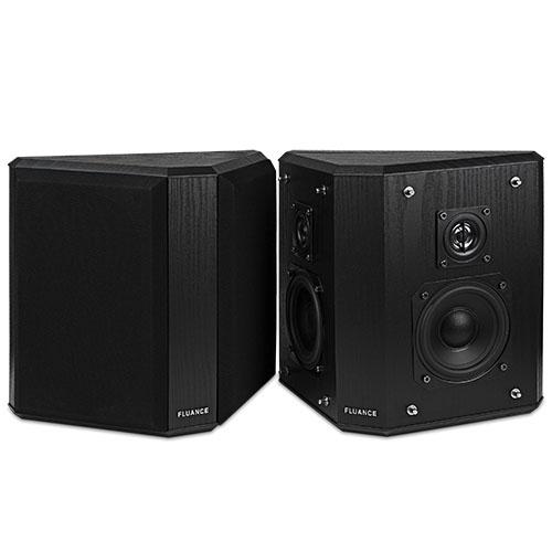 Elite Bipolar Surround Sound Satellite Speakers
