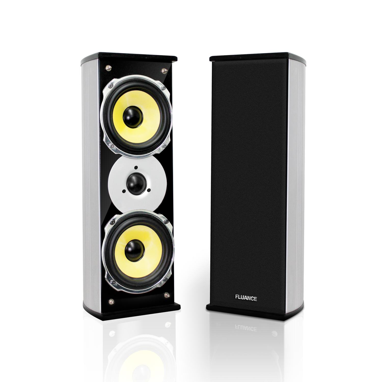 Higher Fidelity Surround Sound Speakers