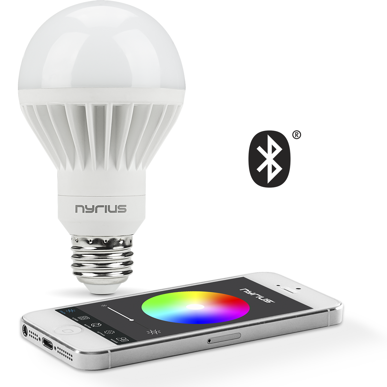 Wireless Smart LED Multicolor Light Bulb