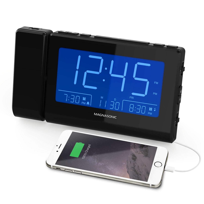 Bluetooth Speaker Alarm Clock Radio