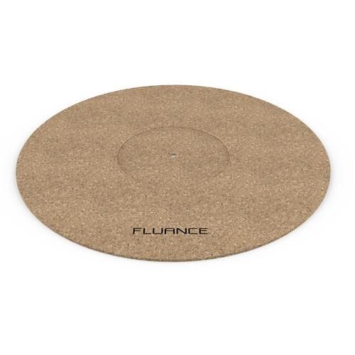 Turntable Cork Platter Mat - Alternate