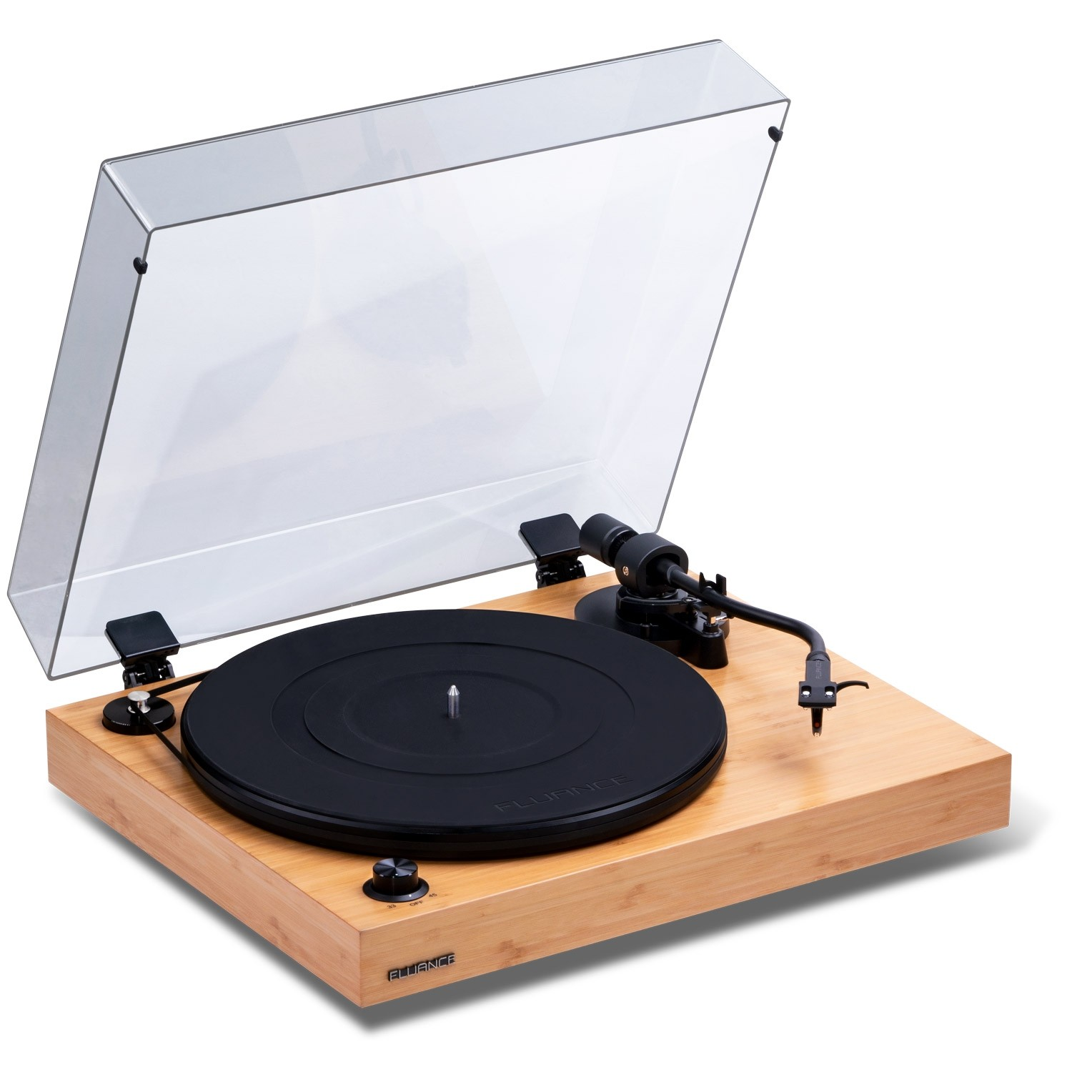 RT82B Reference High Fidelity Vinyl Turntable - Main