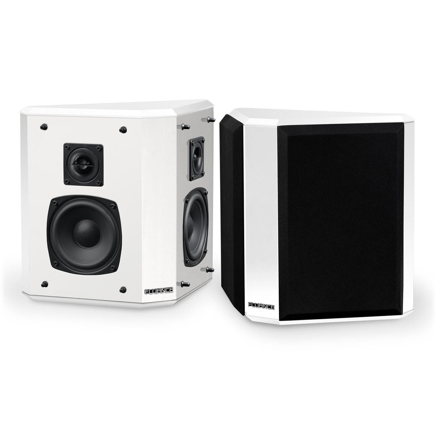 Elite Series Bipolar Surround Sound Satellite Speakers