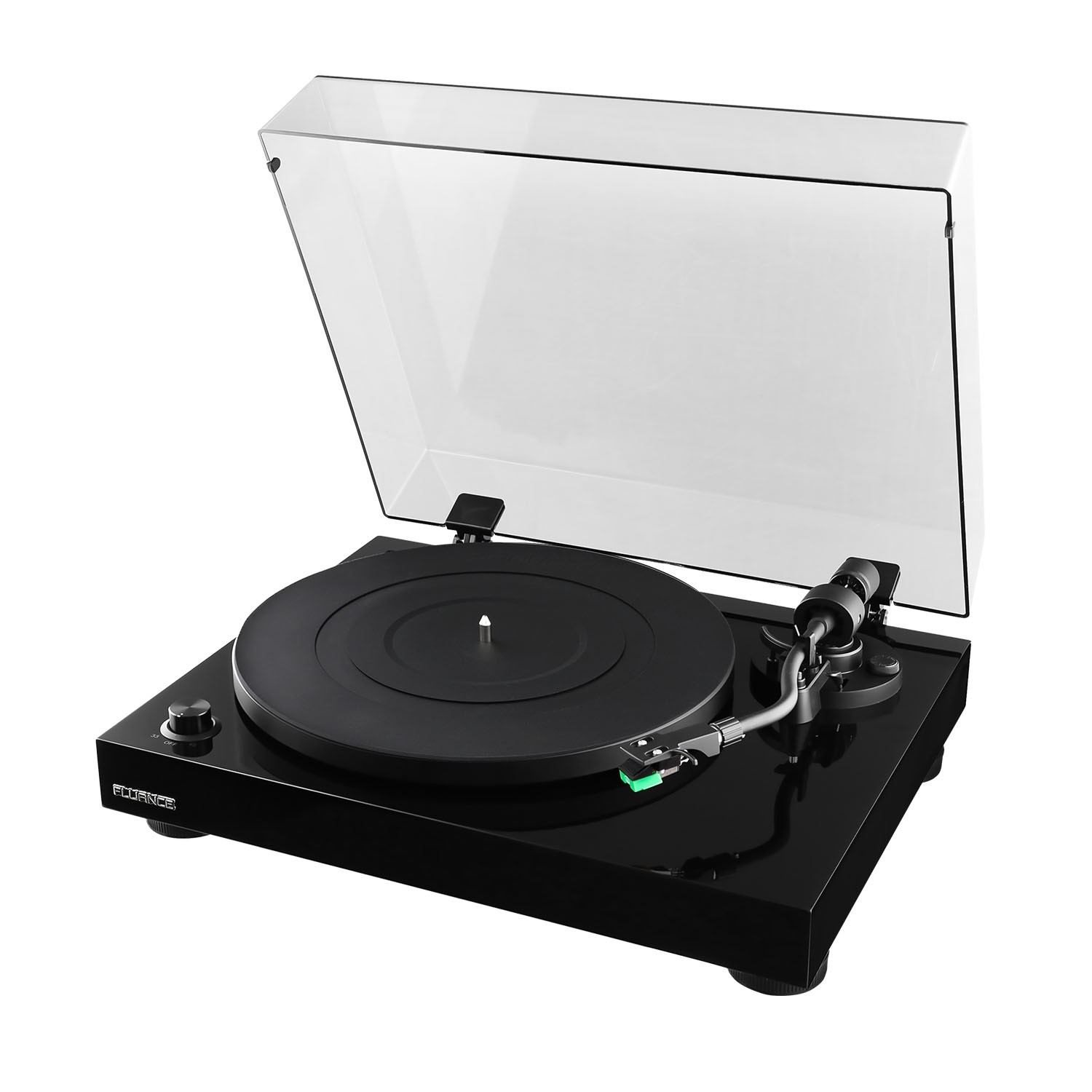 RT81T High Fidelity Vinyl Turntable - Main