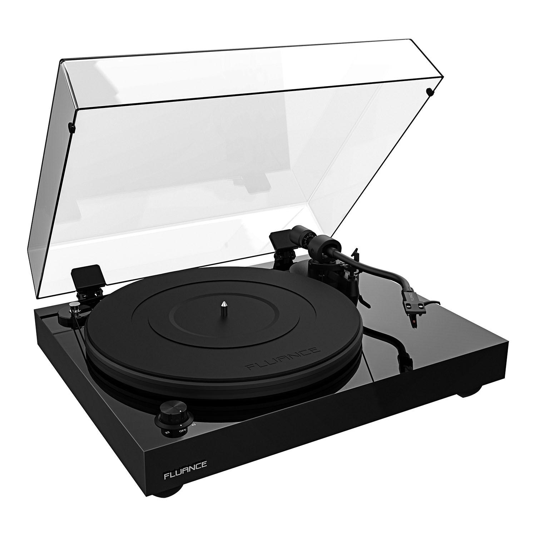 RT82 Reference High Fidelity Vinyl Turntable - Left Main