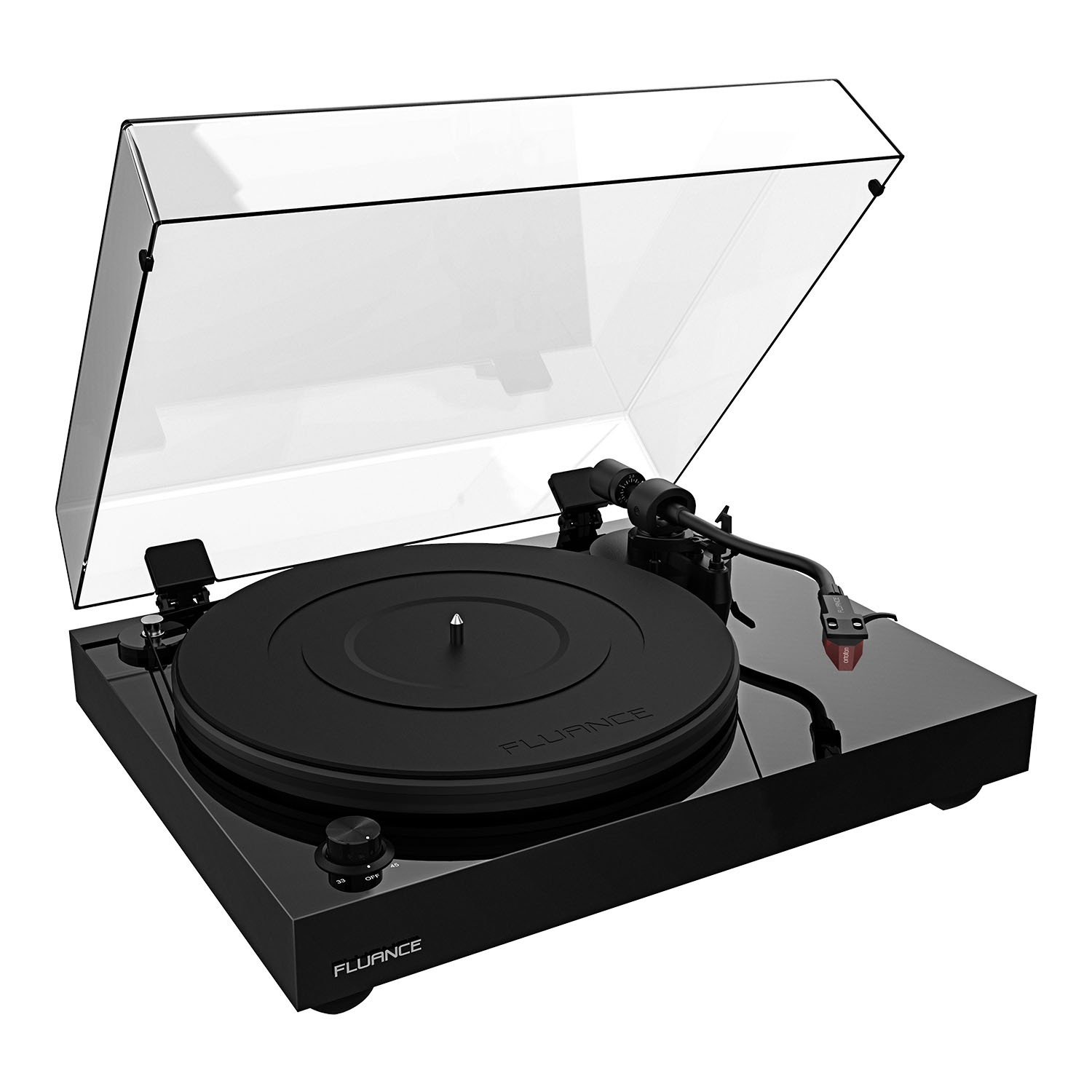 RT83T Reference High Fidelity Vinyl Turntable - Left Main