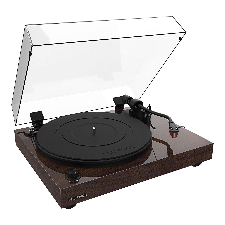 RT83W Reference High Fidelity Vinyl Turntable - Left Main