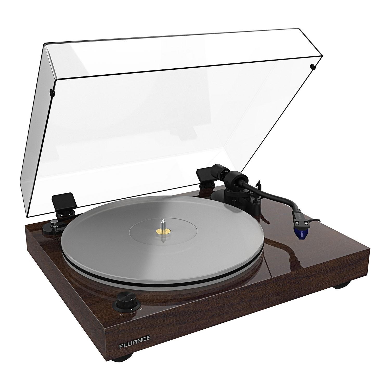 RT85W Reference High Fidelity Vinyl Turntable - Left Main