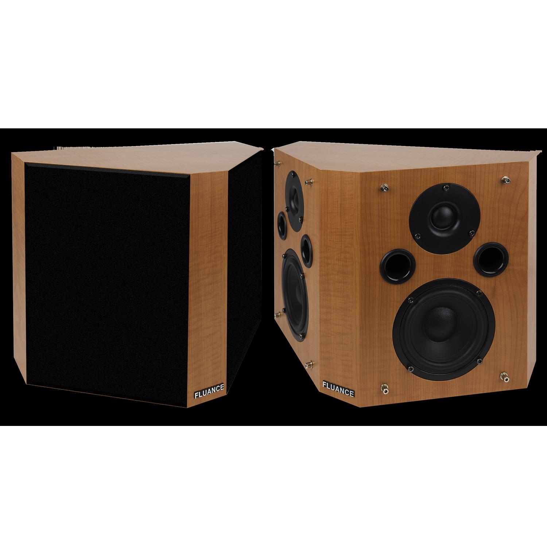 Fluance SXBP Bipolar Wide Dispersion Surround Speakers Main Alternative
