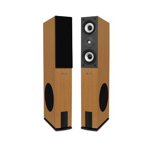 Fluance SV10 High-Fidelity Three-Way Floorstanding Loudspeakers