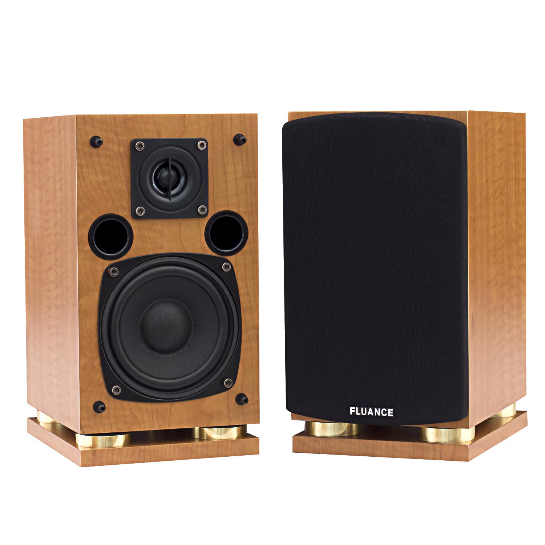 Fluance SX Series Surround Speakers Main