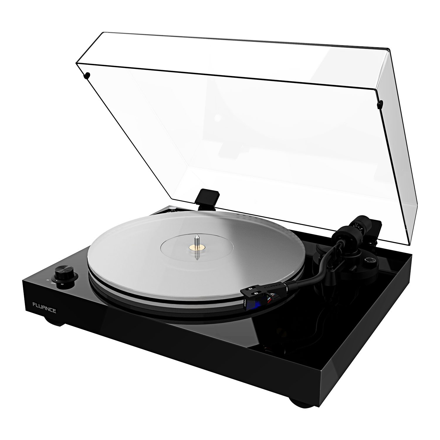 RT85T Reference High Fidelity Vinyl Turntable - Right Main
