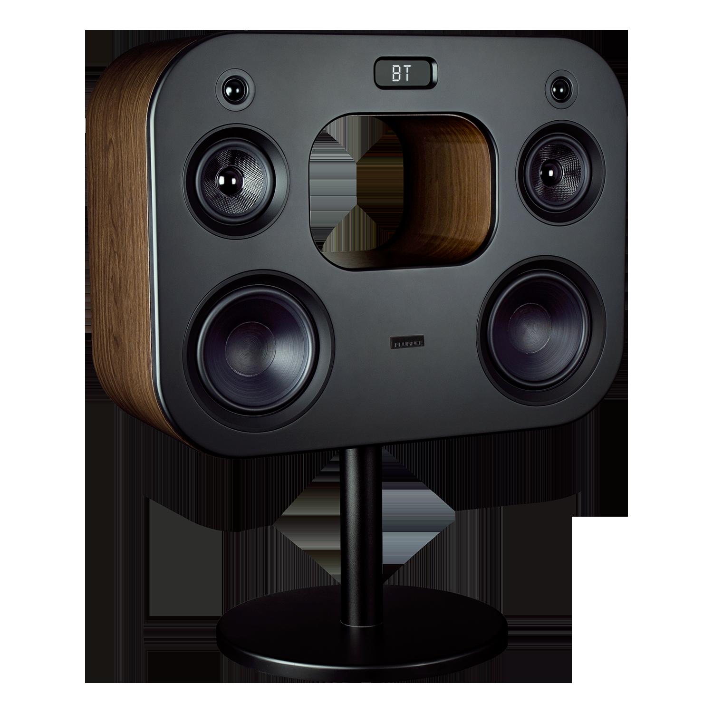 Fluance FI70 Bluetooth Speaker System Main - Walnut