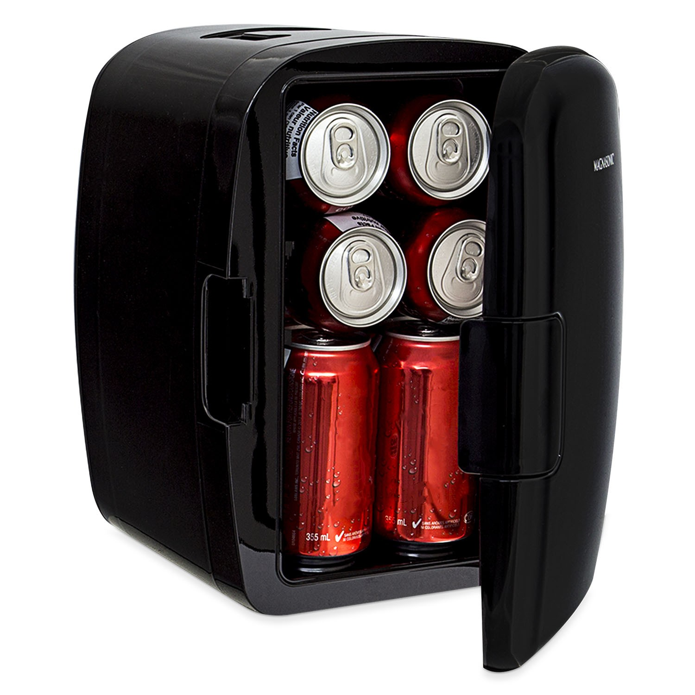 Portable 8 Can Mini Fridge Cooler & Warmer