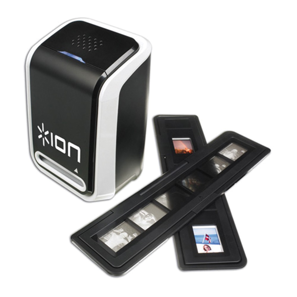Ion 35mm Photo Negative And Slide Converter To PC