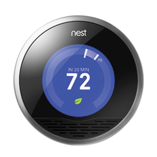 Nest Learning Thermostat (T100577)
