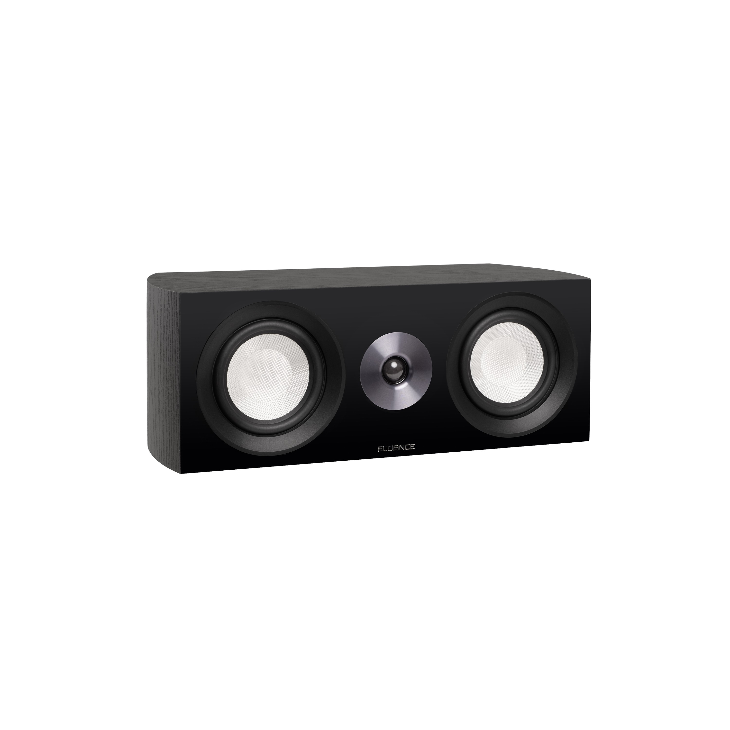 XL8C High Performance Two-Way Center Channel Speaker