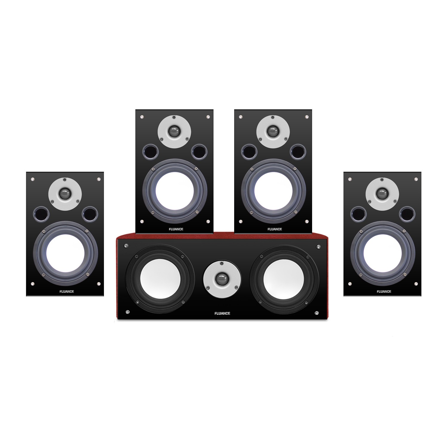 XL7C-XL7S-2PACK home theater speaker system main