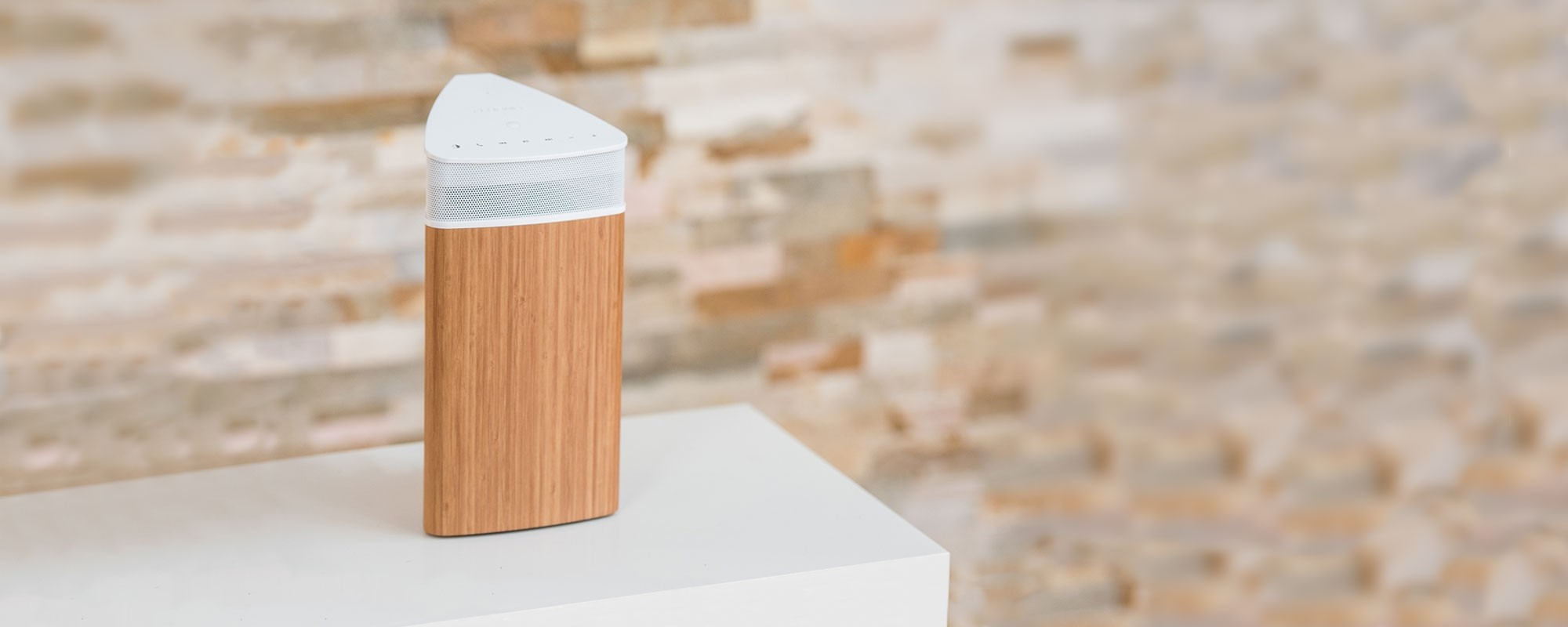 Fi20 High Performance Portable Wireless 360 Degree Speaker - Lucky Bamboo