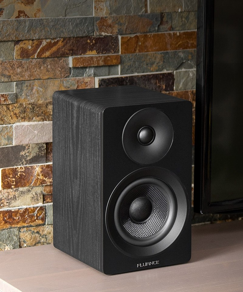 "Ai41 Powered 5"" Stereo Bookshelf Speakers"
