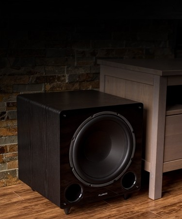 DB12 12-inch Low Frequency Ported Front Firing Powered Subwoofer - LIfestyle