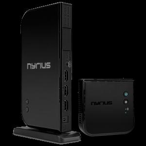 ARIES Home+ Wireless HDMI 2 Input Transmitter & Receiver