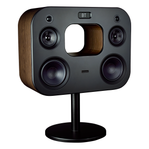 Fluance FI70 Bluetooth Speaker System Main - Walnut