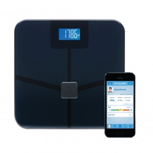 BlueAnatomy™ Wireless Body Scale