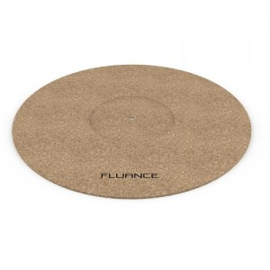 Turntable Cork Platter Mat - Alternate