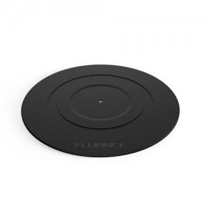 Fluance PFHTRP Rubber Slipmat for Fluance Turntables