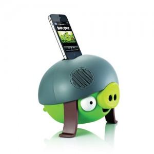 Gear4 Angry Birds Speaker (Helmet Pig)