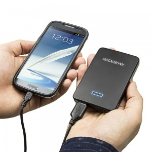 Portable 5000mAh Battery Backup Power Bank