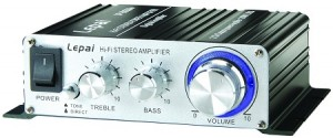 LP-2020A+ Lepai Tripath Class-T Hi-Fi Audio Mini Amplifier with Power Supply
