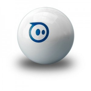 Orbotix Sphero 1 Robotic Ball - iOS and Android Controlled Gaming System (White)