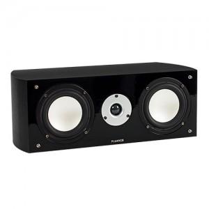XL7C High Performance Two-way Center Channel Speaker - Black