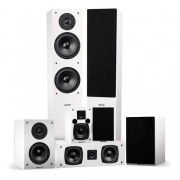Elite Surround Sound Home Theater 7.0 Channel Speaker System