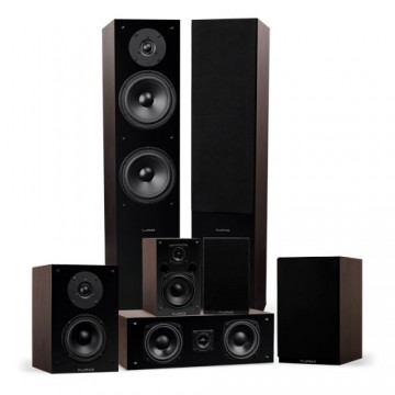 Elite Surround Sound Home Theater 7.0 Channel Speaker System