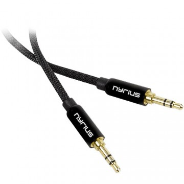 Premium Grade 3.5mm Auxiliary Audio Cable (3 Feet)