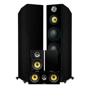 Signature Series Hi-Fi 5.0 Home Theater Speaker System