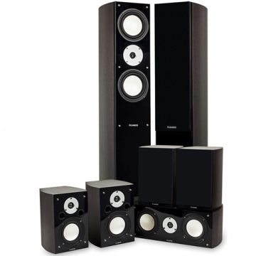 Reference Series 7.0 High Performance Home Theater Speaker System