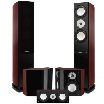 Reference Series 5.0 Home Theater System with Bipolar Speakers