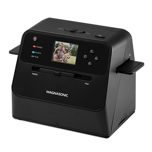 All-In-One 14MP Film & Photo Scanner - alternate 2