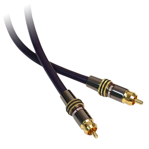 Ultimate Performance 15 Feet Subwoofer Cable - Alternate 3