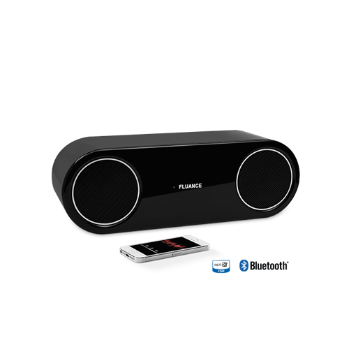 Fi30 High Performance Bluetooth Wood Speaker System