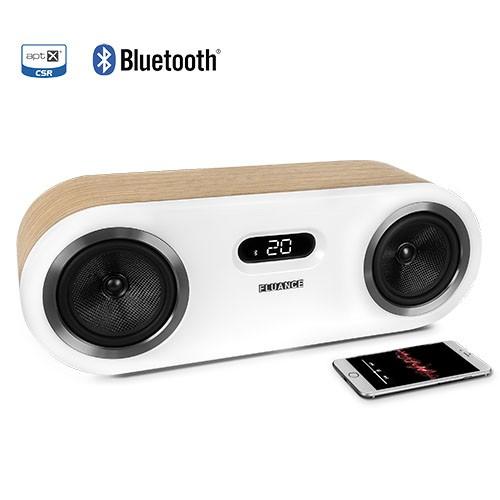 Fi50 Two-Way High Performance Wireless Bluetooth Wood Speaker System