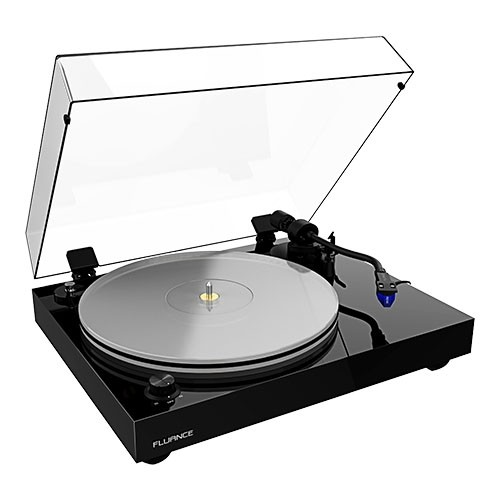 RT85T Reference High Fidelity Vinyl Turntable - Main 2