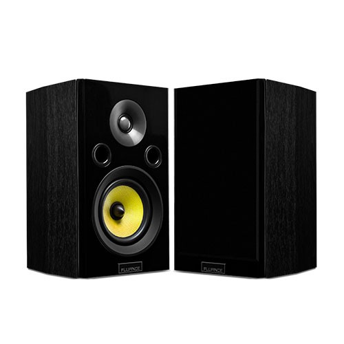 Fluance HFSW Signature Series Bookshelf Speakers