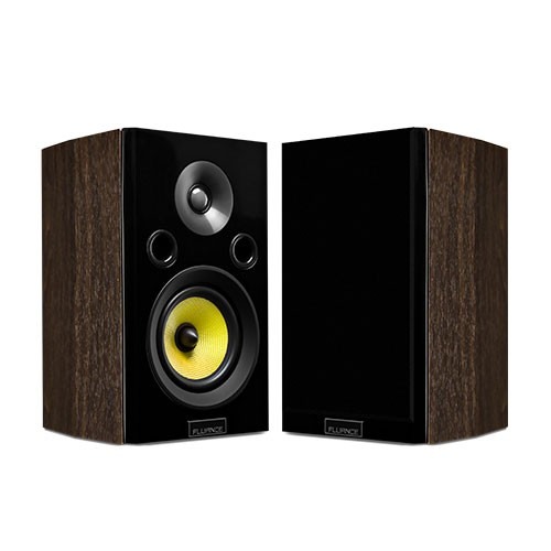 Signature Series HiFi Two-way Bookshelf Surround Sound Speakers - Alternate 2